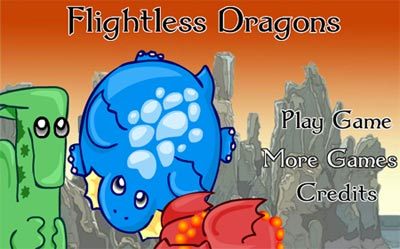 Flightless Ɗragons