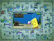 SpongeƄoƄ Squarepants atlantic Squarepants ßus Rush